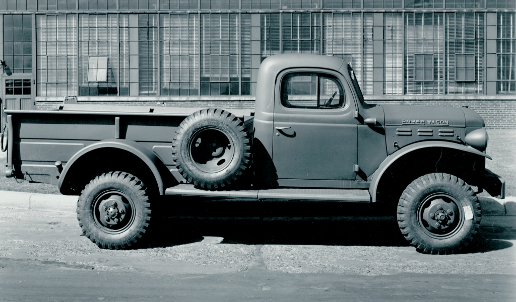 security technology features in the all-new 2005 Dodge Ram Power Wagon