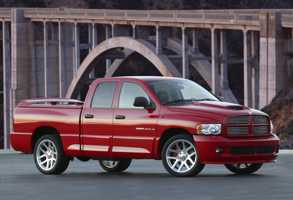 new dodge truck blasts out of the earth at groundbreaking. Black Bedroom Furniture Sets. Home Design Ideas